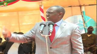 DP William Ruto faults CORD over position on fight against terror