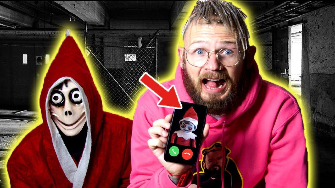 Download RUFE niemals ELF ON THE SHELF um 3 UHR NACHTS vor WEIHNACHTEN AN!! | KAMBERG TV