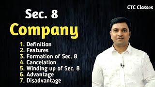 Section 8 Company CA Foundation l CA Intermediate