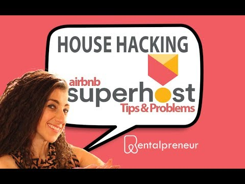 Challenges of Being an Airbnb Superhost [House Hacking Podcast #4 ]