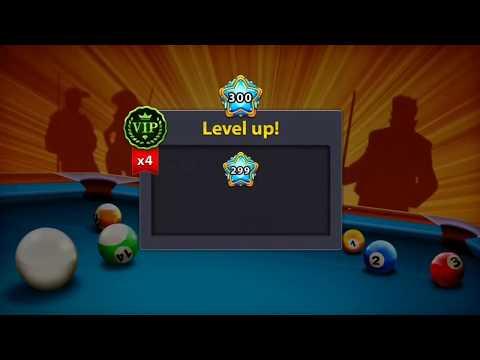 8 ball pool - Finally level 300