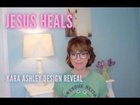 Asthma update! /Jesus is healing me! / Kara Ashley Design Custom Drawing