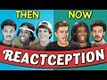 COLLEGE KIDS REACT TO THEMSELVES ON TEENS REACT #4
