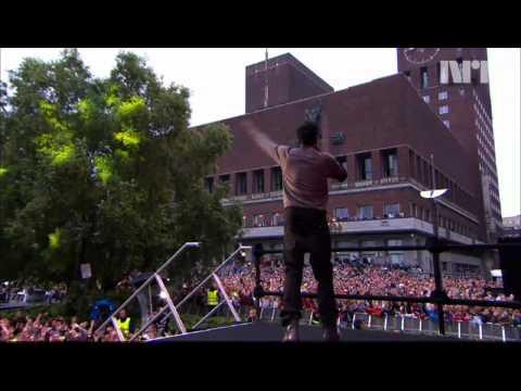 B.o.B - Airplanes & So Good (Live VG-Lista 2012) (HD)