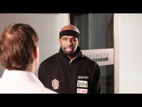 Point Guard Michael-Hakim Jordan im Interview - LTi GIESSEN 46ers