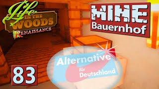 Alternative für Die Filterblase ► #83 MINECRAFT Life in The Woods deutsch