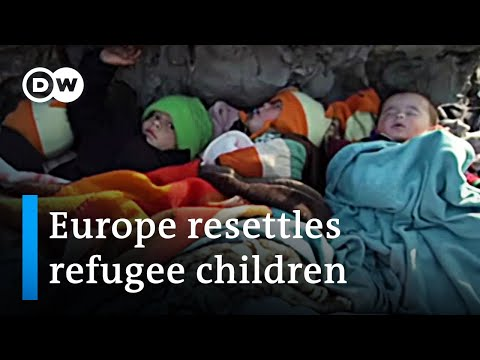 EU border: Europe and Turkey negotiate distribution of refugees | DW News
