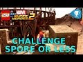 Lego Marvel Super Heroes 2 - Spore or Less Challenge All Spike Spore Locations