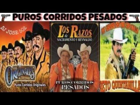 Corridos Mix 2018 Los Originales De San Juan Mix 2018 Los Razos Mix 2018 Beto Quintanilla