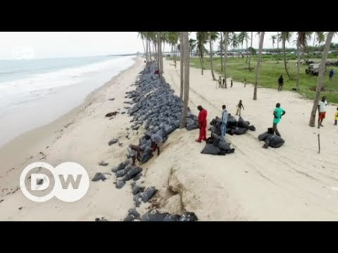 Fighting erosion in Nigeria |  DW English