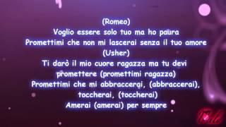 Romeo Santos ft Usher - Promise (Traduzione) ita