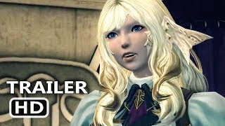 PS4 - Final Fantasy XIV: A Requiem for Heroes Patch 4.5 (2019)