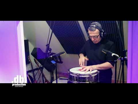Mustafa Boztüy Big Darbuka Solo // db Production - Deniz Bahadir