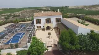 VIP7625 overview of house and land for sale in Turre