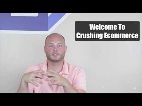 Crushing E-Commerce - Introduction