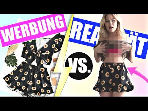 WERBUNGS vs. REALITÄT - CHINA ONLINE SHOP!   Sonny Loops