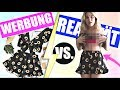 WERBUNG vs. REALITÄT - CHINA ONLINE SHOP! | Sonny Loops