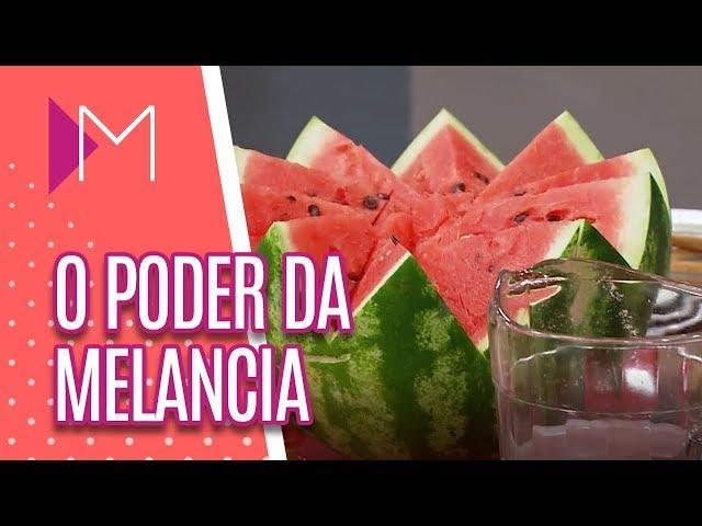 O poder da melancia - Mulheres (04/03/2019)