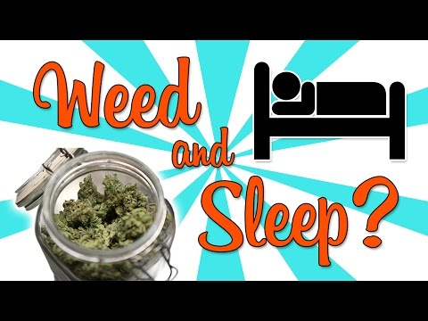 DOES SMOKING WEED RUIN SLEEP?? - (Weed Myths #10)
