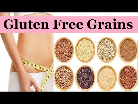 Top 5 Gluten Free Grains For Weight Loss​