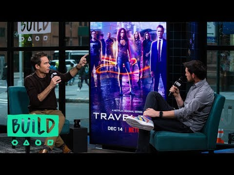 "Eric McCormack Discusses Season 3 Of Netflix's ""Travelers"""