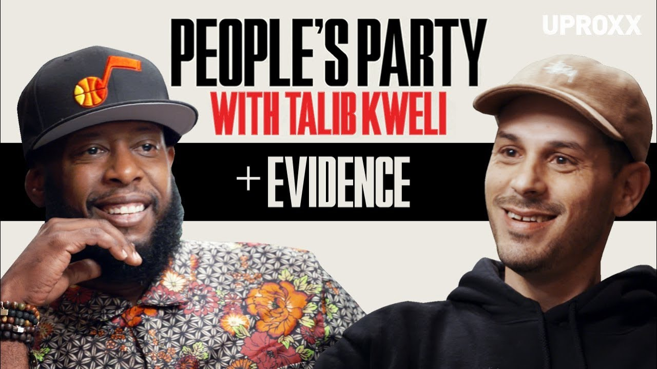 Talib Kweli And Evidence Talk Dilated Peoples, Producing For Kanye & Eminem