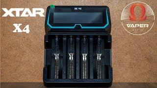 xTAR X4 battery charger  Качественно и годно