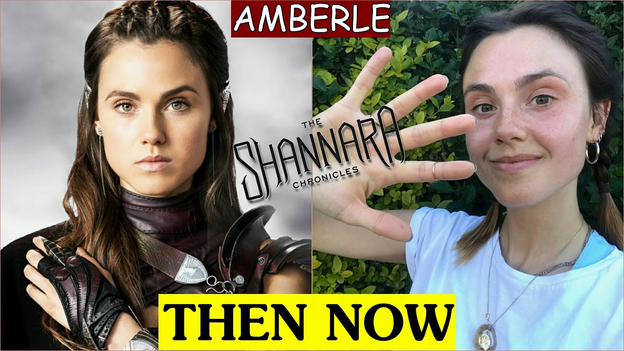 Download The Shannara Chronicles 🔥 Then and Now 2020