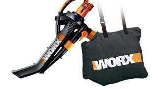 WORX WG505 Review in 2016 video