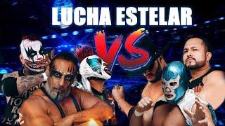 CONQUISTA TOTAL en SAN LUIS Lucha Libre AAA Worldwide