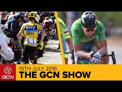 The Bike Material Of The Future..? | The GCN Show Ep. 184
