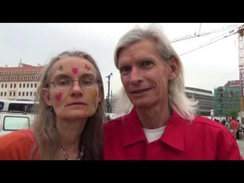 Bilderbergerproteste Dresden, Friedensininitiative Deutschland, Sicht spiritueller Visionäre
