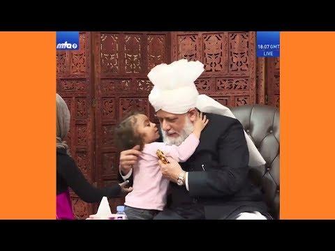 New Nazam - Khalifa Dil Hamara Hai - Musawar & Umar Sharif Sb - Jalsa Salana Germany 2017