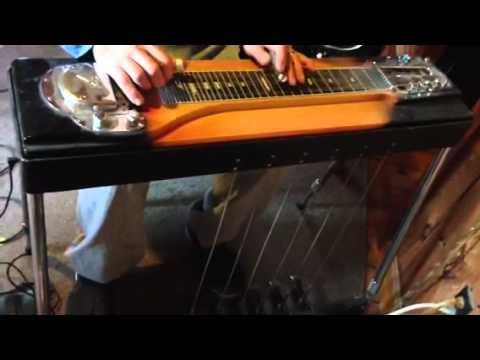 Fender Pedal Steel Guitar Youtube