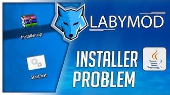 Dein Installer startet nicht? [DE] | LabyMod Support