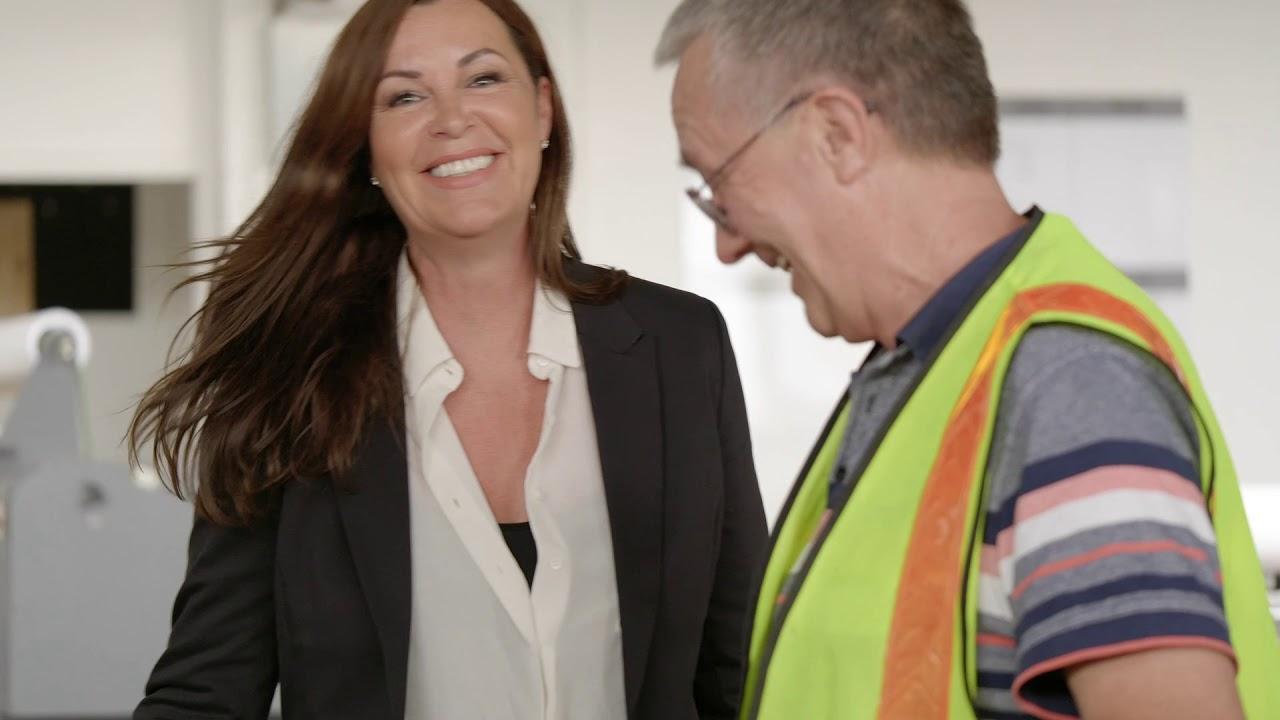 Nikki Katz of Morgan Business Sales