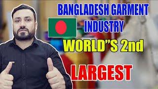 Pakistani Boy Praising BANGLADESH GARMENTS in EUROPEAN Market