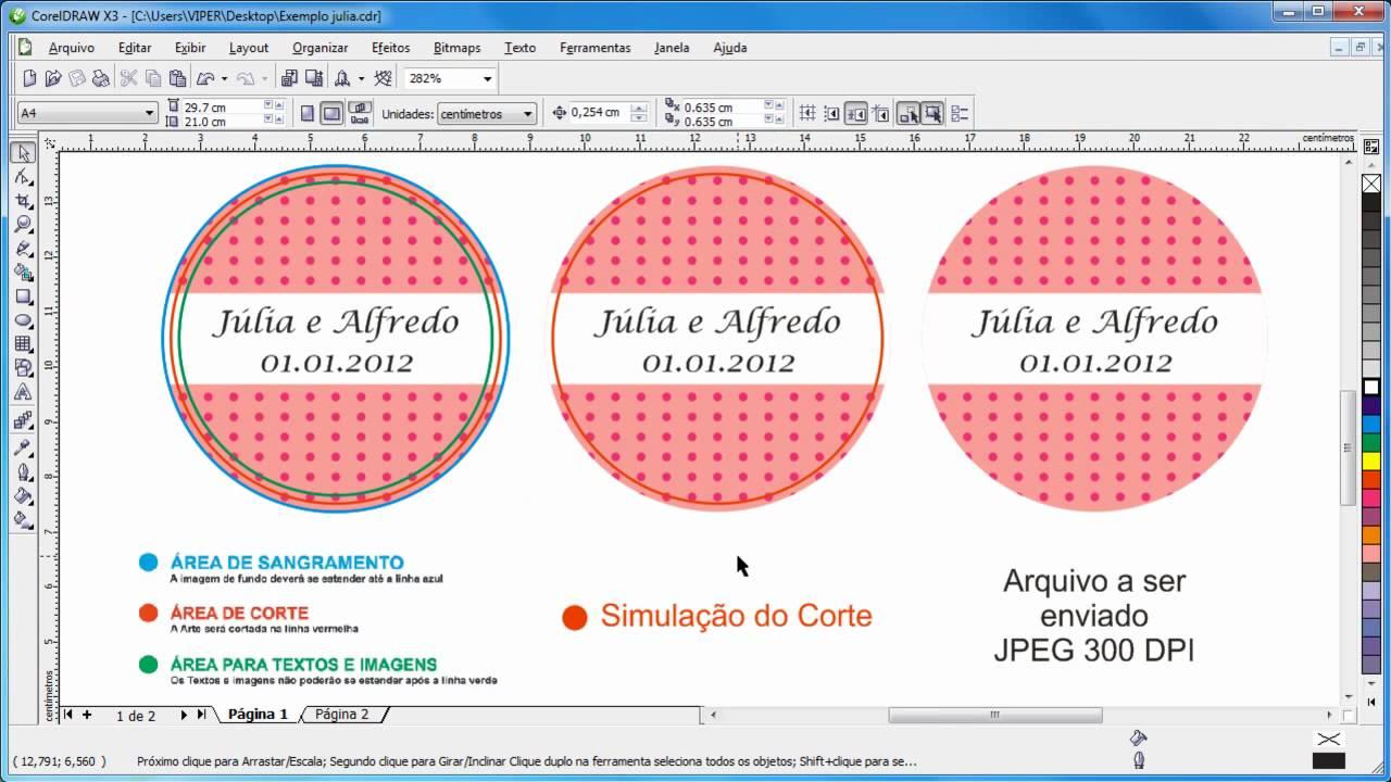 Preparando o arquivo utilizando outros programas youtube for Programas para disenar piscinas gratis