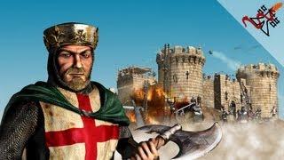 Stronghold Crusader - Mission 14   Land of The Arab (Crusader Trail)