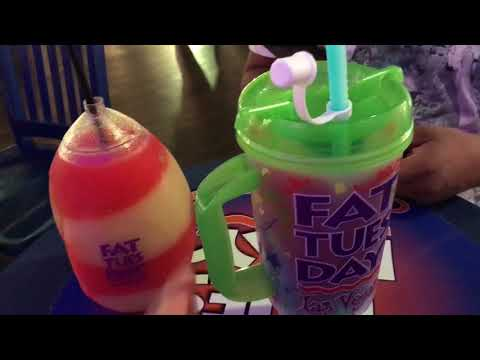 Fat Tuesday Las Vegas