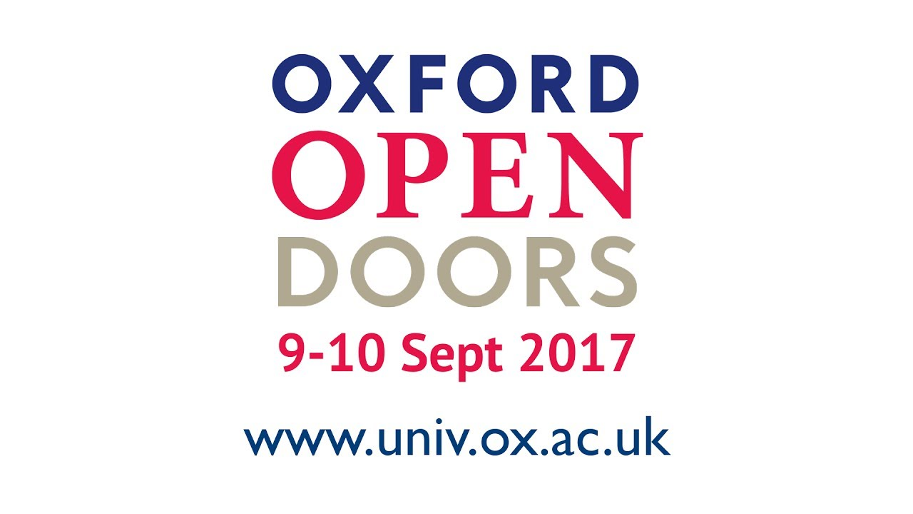 Univu0027s Treasures | Oxford Open Doors Trailer 2017  sc 1 st  YouTube & Univu0027s Treasures | Oxford Open Doors Trailer 2017 - YouTube