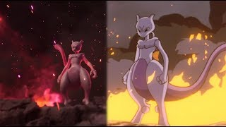 Mewtwo is back. | Pokémon: Mewtwo Strikes Back - Evolution now on Netflix!