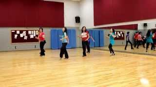 Miss Incredible - Line Dance (Dance & Teach in English & 中文)