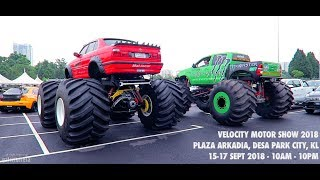Monster Truck BIGFOOT di KUALA LUMPUR