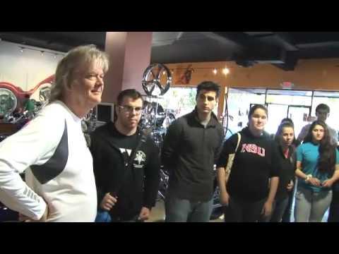 NSU Professors Suzanne Ferriss & Steven Alford Dis...