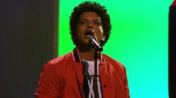 Bruno Mars -  Finesse .Live.At.The.Apollo .2017