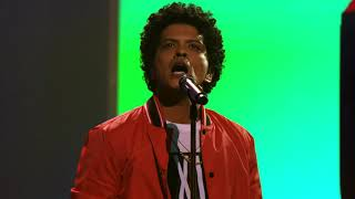 Bruno Mars -  Finesse .Live.At.The.Apollo .2017