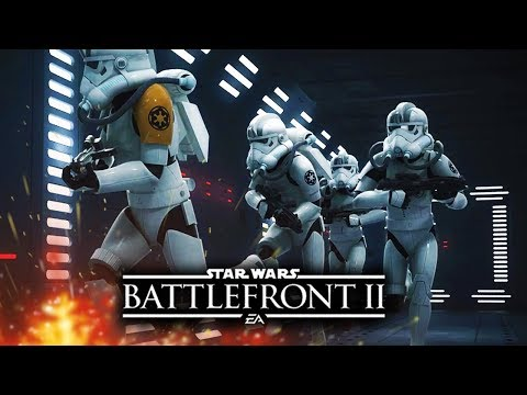 Star Wars Battlefront 2 - NEW CUSTOMIZATION SPOTTED! Single Player Campaign Updates!