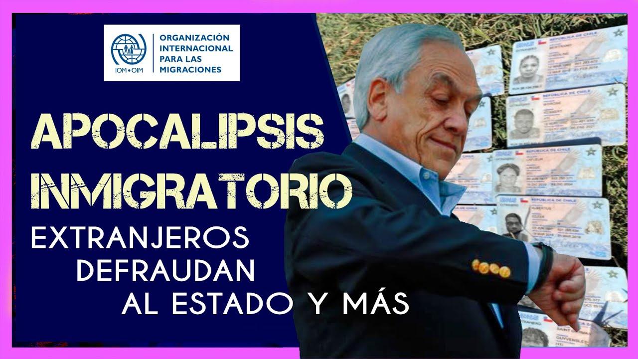 Extranjeros defraudan al Estado chileno más informe Iquique | APOCALIPSIS VOLUMEN 1