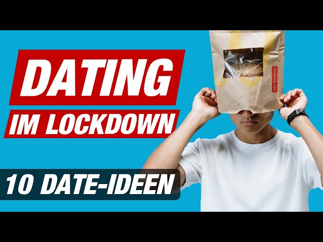 DATING IM CORONA LOCKDOWN: 10 Ideen fürs Date ❤️